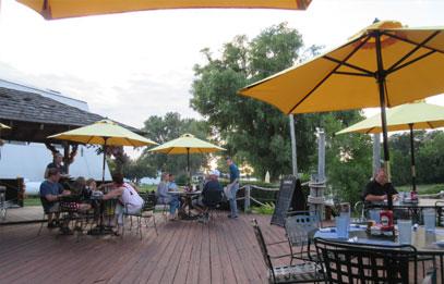 Wheelhouse Marina Restaurant Union Springs NY